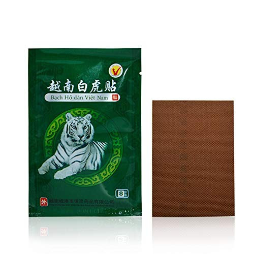 Luxsea Rheumatism Pain Patch Vietnam White Tiger Muscle Arthritis Neck Body Massage Relaxing