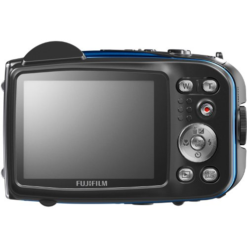 Fujifilm FinePix XP60 16.4MP Digital Camera with 2.7-Inch LCD (Blue) (Discontinued by Manufacturer) by Fujifilm (Image #1)