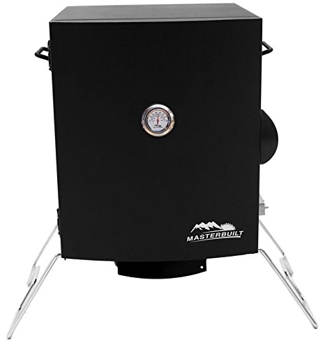 The Masterbuilt 20073716 Portable Electric Smoker