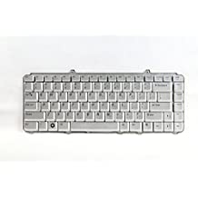 Cool-See Silver Laptop Keyboard For Dell XPS M1330 M1530 Inspiron 1420 1421 1520 1521 1525 1526 NK750