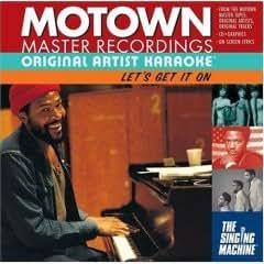 The Singing Machine - Motown Master Recordings - Original Artist Karaoke