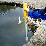 Bomba de agua a pilas (482), trasvase líquidos en minutos Extraiga el agua de una inundación