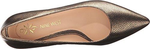 Nine West Vrouwen Soho9x9 Metallic Pomp Bronzemt Metallic
