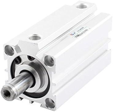 DealMux KSDA32x60 Cilindro neum/ático neum/ático de doble acci/ón de 32 mm x 60 mm