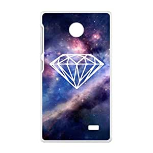 Star sky meteorite Cell Phone Case for Nokia Lumia X