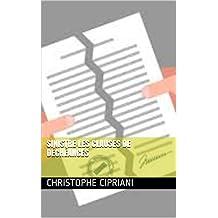 Sinistre les clauses de déchéances (French Edition)