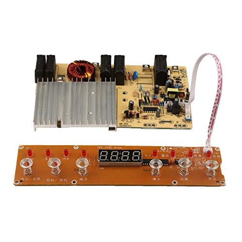 3000W 220V Circuit Board with Coil Electromagnetic Heating Control Panel PCB for Induction Cooker ()