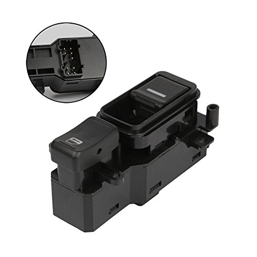 Master Driver Power Window Switch 35760-SDA-A21 Front Right for Honda Accord 2003 2004 2005 2006 2007 Odyssey 2005 2006 2007 2008