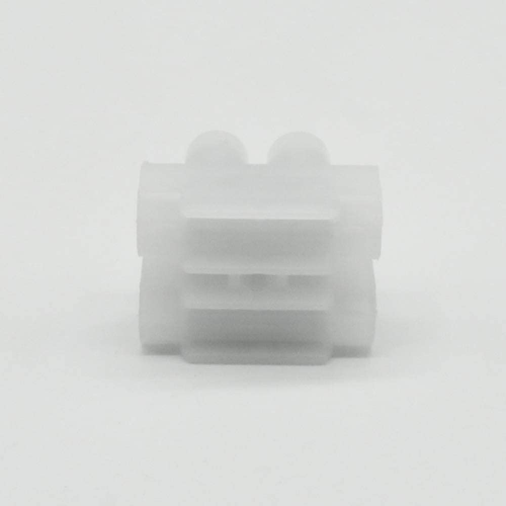 Set de bornes de 1,5 mm2 con rotulaci/ón L+N 450 V 18 x 14 x 14 mm 5 Unidades 2 Unidades