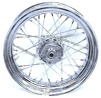 16 Inch Harley Wheels - 4
