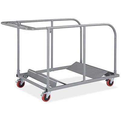 Heavy Duty Round and Rectangular Folding Table Cart for sale  Delivered anywhere in USA
