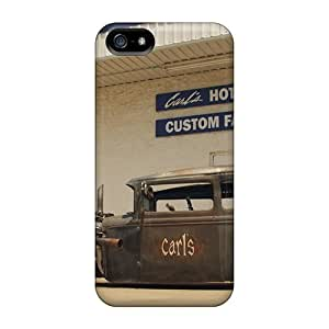 Awesome 30 Ford Ratrod Flip Case With Fashion Design For Iphone 5/5s