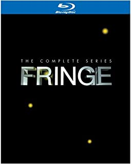 Fringe: The Complete Series [Blu-ray] (B00B5AAW9I) | Amazon Products