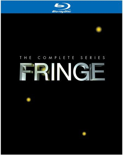 Fringe: The Complete Series [Blu-ray] Various Warner Home Entertainment 26180000 Horror / Sci-Fi / Fantasy