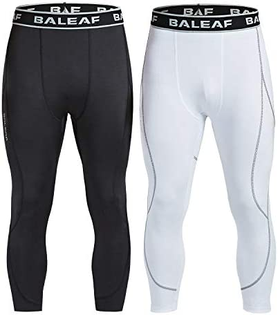Baleaf Compression Running Leggings Baselayer product image