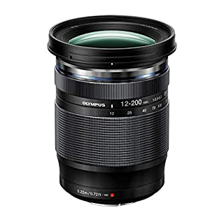 Olympus M.Zuiko Digital ED 12-200mm F3.5-6.3 Lens, for Micro Four Thirds Cameras
