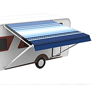 Amazon.com: Awnlux RV Canopy Awning Fabric for 11 Feet ...