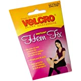 VELCRO® 20x Hem Fix Instant Fasteners 19mmx50mm adhesive strips (60630) from Caraselle