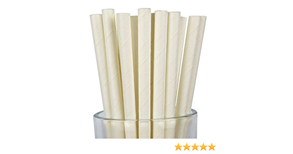 BULK 1000 Regular Drinking Straws Party Black Straw  Weddings 20 CM Long