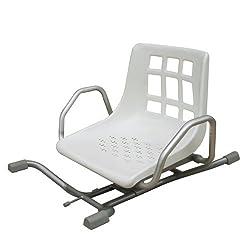 sedia girevole per vasca da bagno di prim