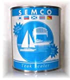 Semco Honeytone Teak Sealer Gallon