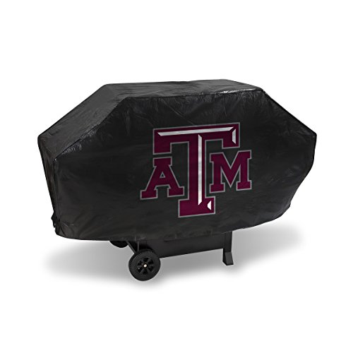 (Rico Texas A&M Aggies NCAA Deluxe Heavy Duty BBQ Barbeque Grill Cover)