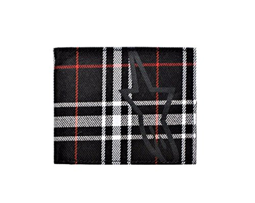 Alpinestars Wallet - AlpineStars Coat Of Arms Men's Bi-Fold Wallet Black