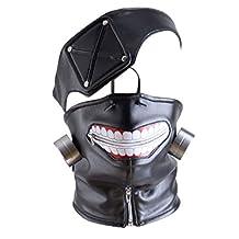 Quality Tokyo Ghoul Kaneki Ken Cosplay Halloween Mask