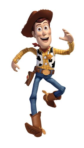 RoomMates RMK1430GM Toy Story Woody Peel and Stick Giant Wall Decal, Baby & Kids Zone