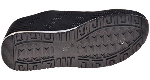 Donna True Eu Sneaker Nero Face 36 Upxxw16Yq