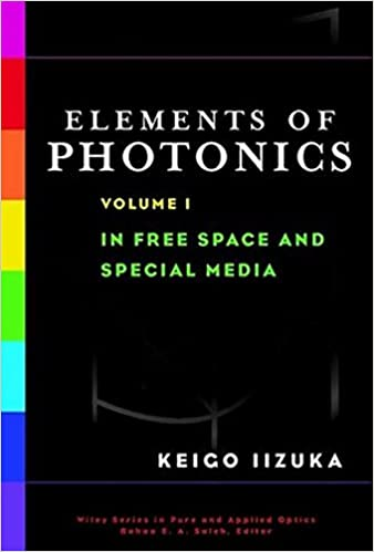 Elements of photonics volume 1 keigo iizuka bahaa e a saleh elements of photonics volume 1 keigo iizuka bahaa e a saleh 9780471839385 amazon books fandeluxe Image collections