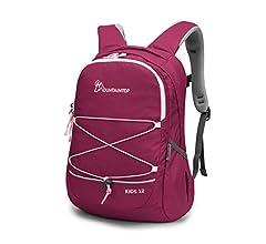 Mountaintop 10L Kids Rucksacks//Children Backpack//School Bag//Daypack for Hiking Sport,38 x 29 x 15 cm