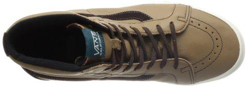 Bestelwagens Vd5, Unisex-adult Sneakers Bruin (donker)