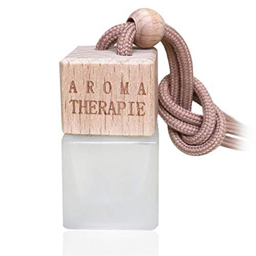 RoadSRoma Bouteille de Parfum en Verre givrant Classique Bouteille de Voyage cosmétique Contenant Vide
