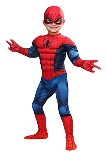 Marvel Spider-Man Toddler Costume - (Spiderman Halloween Costume Toddler)
