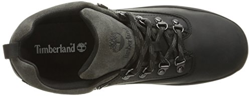 Timberland Mens EURO Low Hiking Boot Black Oiled RelxnT