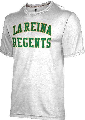 ProSphere Men's La Reina High School Digital Shirt (Apparel) EEEC1 (XXX-Large)
