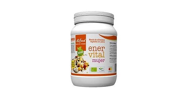 Ener Vital Mujer 1,2 kg de Kifood: Amazon.es: Salud y ...