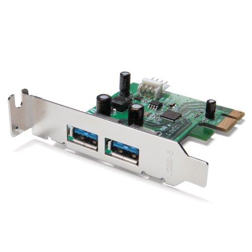 (Buffalo USB 3.0 2-Port PCI-Express Interface Board (IFC-PCIE2U3S2))