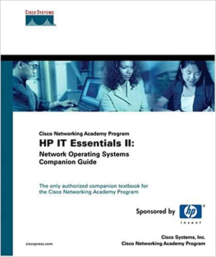 It Essentials Ii Network Operating Systems Companion Guide Cisco