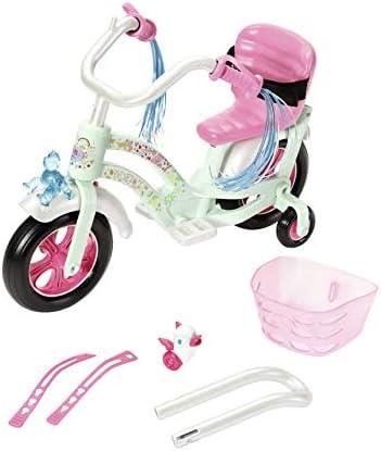 Zapf Creation 827192 BABY born Play/&Fun Deluxe Fahrrad Outfit 43cm