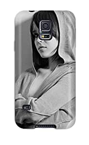 New Premium QsnytsM22158BcAiN Case Cover For Galaxy S5/ Ellen Page Celebrity People Celebrity Protective Case Cover
