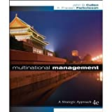 Multinational Management : A Strategic Approach, Cullen, John B. and Parboteeah, Praveen, 0324545126