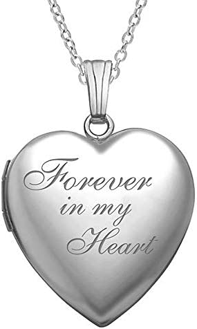 PicturesOnGold com Forever Necklace Pendant Sterling product image