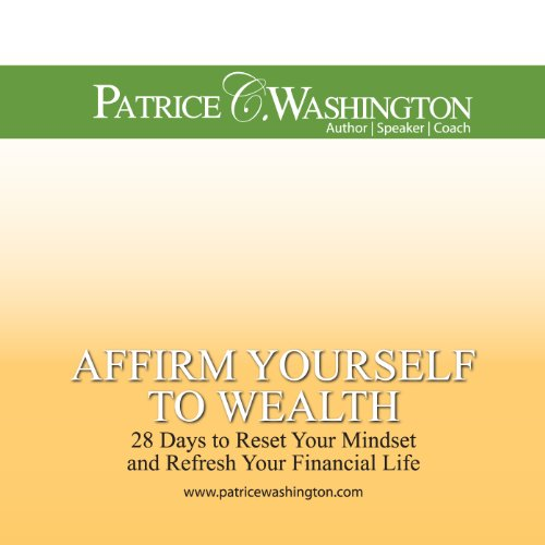 Affirm Yourself to Wealth