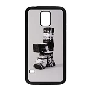 Good Phone Case With High Quality Funny Letter Pattern On Back - Samsung Galaxy S5