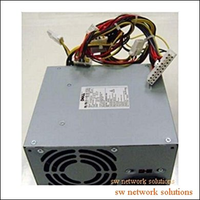 (Dell Genuine 250watt Power Supply Unit PSU For Optiplex GX1, GX60, GX150, 160L, 170L, GX240, GX260, GX270, Includes Smal)