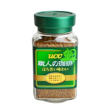 2 BOTTLE OF UCC BITTER COFFEE 職人苦味咖啡 90g