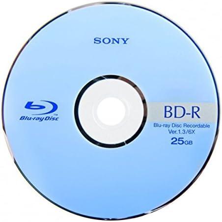Blu Ray Disc Sony Accucore Bd R 25 Gb 1 6x Speed In Kamera