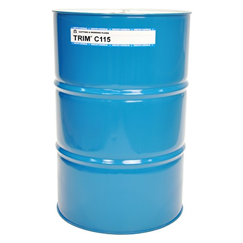 TRIM CUTTING & GRINDING FLUIDS C115/54 C115, Synthetic, 54 gal Drum by TRIM